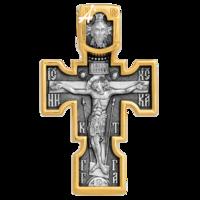 «Распятие. Архангел Михаил. Казанская икона Божией Матери»