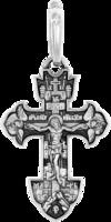 «Распятие. Ангел Хранитель. Свв. Николай Угодник, Александр Невский, Дмитрий Донской»