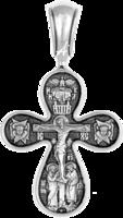 «Распятие. Покров Божией Матери»