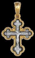 Крест «Распятие. Икона Божией Матери «Семистрельная»