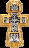 «Распятие. Святая Троица. Икона Божией Матери «Державная». Семь святых»