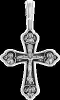«Распятие. Святые Евангелисты. Икона Богородицы «Боголюбская».