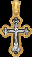 «Распятие. Св. Александр Невский. Молитва «Да воскреснет Бог»