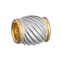 Бусина «Спираль»