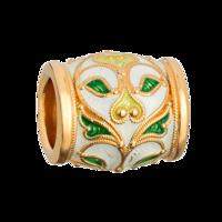 Бусина «Золотое шитье»