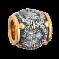 Бусина «Символы Евангелистов»
