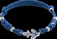 Браслет с христианским символом «Якорь»